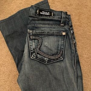 Rock & Republic jeans 24 nice wash